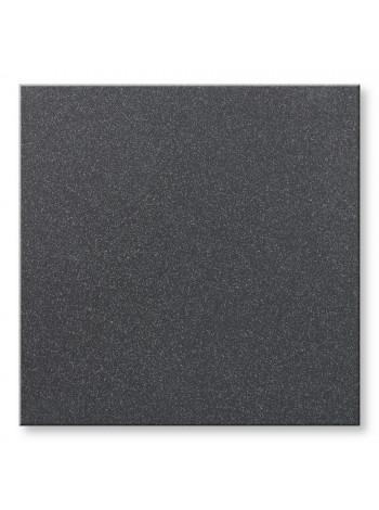 КЕРАМОГРАНИТ 300x300x8  U111 Черный соль-перец матовый