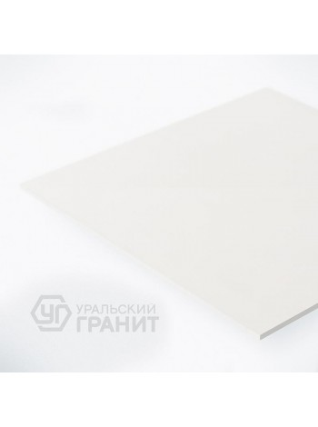 КЕРАМОГРАНИТ  600х600х10 UF001 Белый моноколор