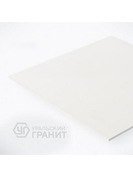 КЕРАМОГРАНИТ 600х600х10 UF010 Светло-молочный моноколор