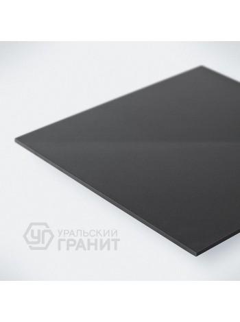 КЕРАМОГРАНИТ 600х600х10 UF013 Черный моноклор