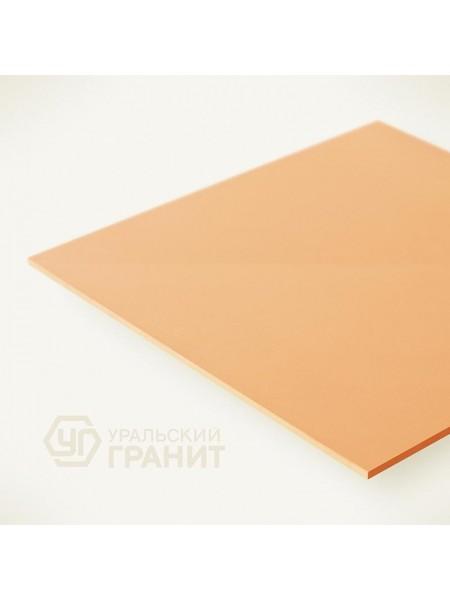 КЕРАМОГРАНИТ 600х600х10 UF017 Оранжевый моноколор