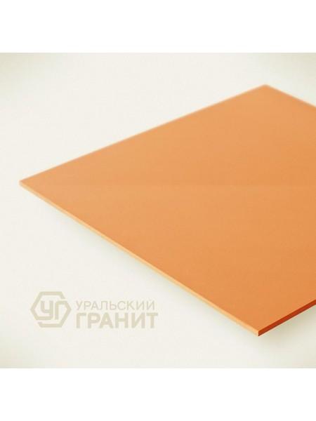 КЕРАМОГРАНИТ 600х600х10 UF026 Насыщенно-оранжевый моноколор